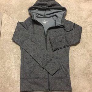 Nike • therma-fit• full zip hoodie • women's xs